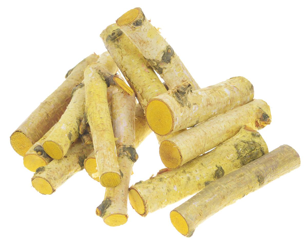 Декоративные элементы Dongjiang Art, цвет: желтый, длина 10 см, 250 г7709036_ желтыйДекоративные элементы Dongjiang Art представляют собой ветки деревьев и предназначены для украшения цветочных композиций. Такие элементы могут пригодиться во флористике и многом другом.Флористика - вид декоративно-прикладного искусства, который использует живые, засушенные или консервированные природные материалы для создания флористических работ. Это целый мир, в котором есть место и строгому математическому расчету, и вдохновению, полету фантазии. Длина ветки: 10 см. Диаметр ветки: 1,5 см; 2,2 см.