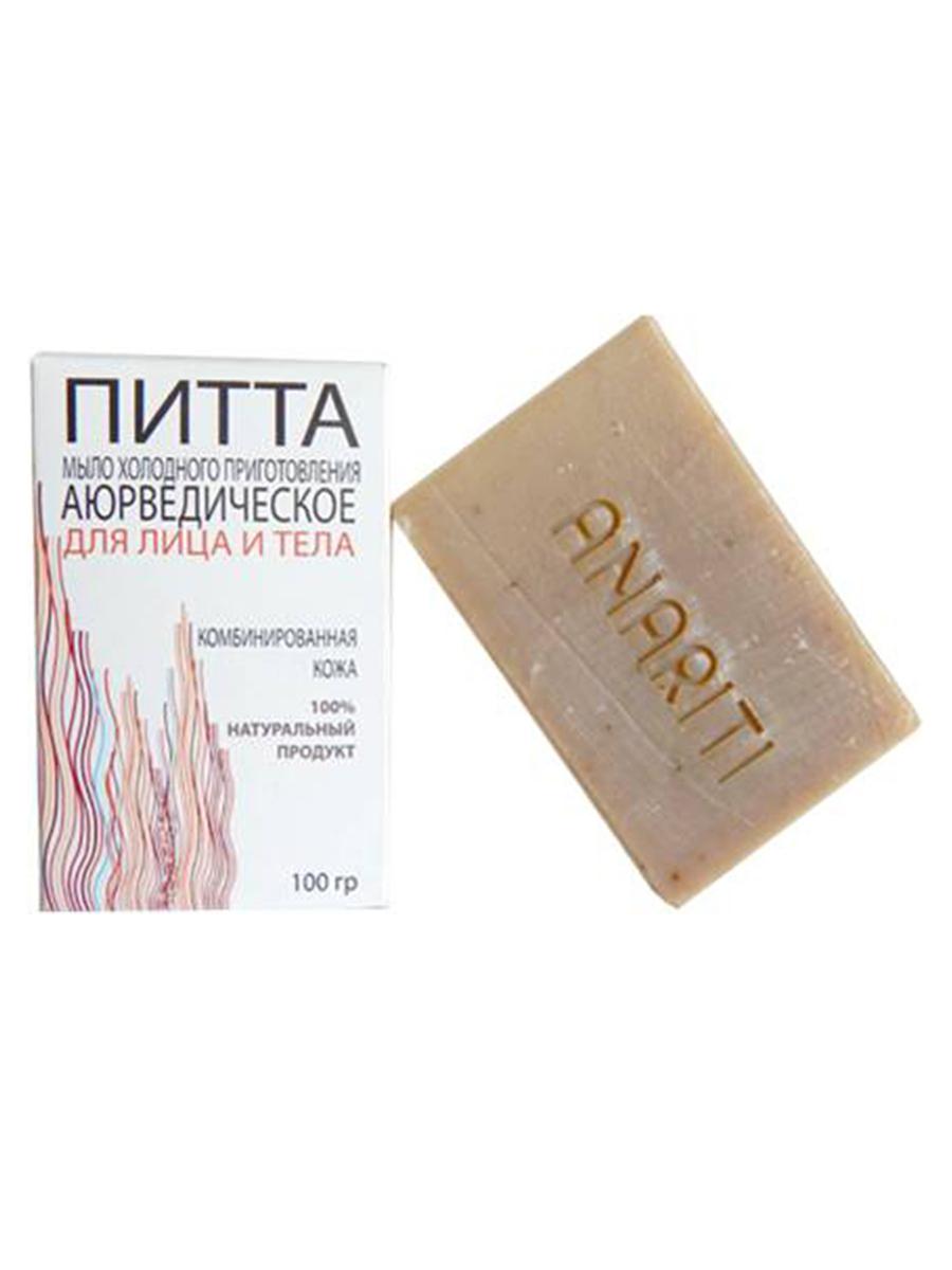 Anariti аюрведическое мыло холодного приготовления для лица и тела питта (для комбинированной кожи),100 г19073ANARITYпредлагаетнепростомыло,ауникальнуюсистемудлясбалансированиявашейдоши-здоровогосостояниядушиитела,данногонамприродой,спомощьюнебольшогоколичестваособыхрастительныхэкстрактов,входящихвсоставмылаиежедневнонаносимыхнакожу. СогласноАюрведе,доша–это одна из трех телесных состояний, которая составляет человеческую конституцию. Данное учение известно также как система трех дош. Центральная концепция аюрведической медицины заключается в том , что человек здоров, когда сбалансированы три основных человеческих состояния (доши)(Вата,ПиттаиКапха).