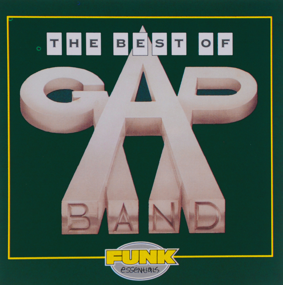 The Gap Band Gap Band. The Best Of Gap Band майка gap gap 15
