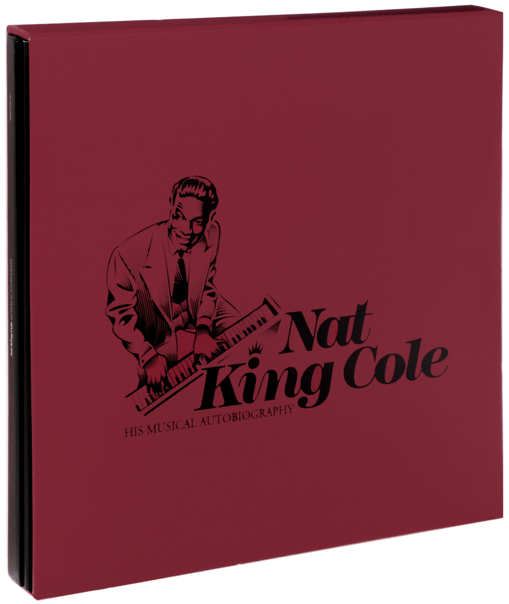 Нэт Кинг Коул Nat King Cole. His Musical Autobiography (10 CD + 2 DVD)