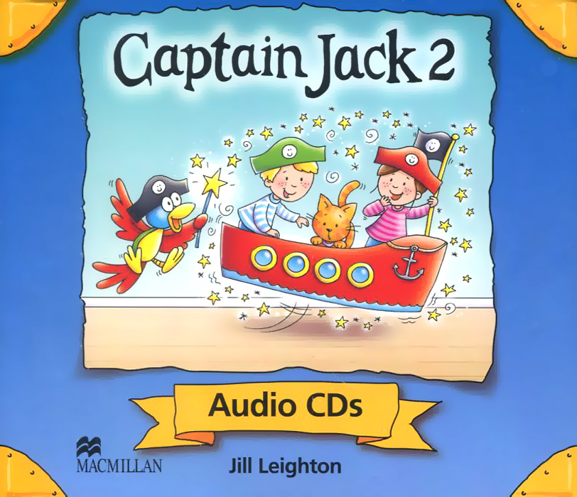 Captain Jack: Level 2 (аудиокурс на 3 CD) italian shoes with matching bag new design african pumps shoe heels fashion shoes and bag set to matching for party gf25