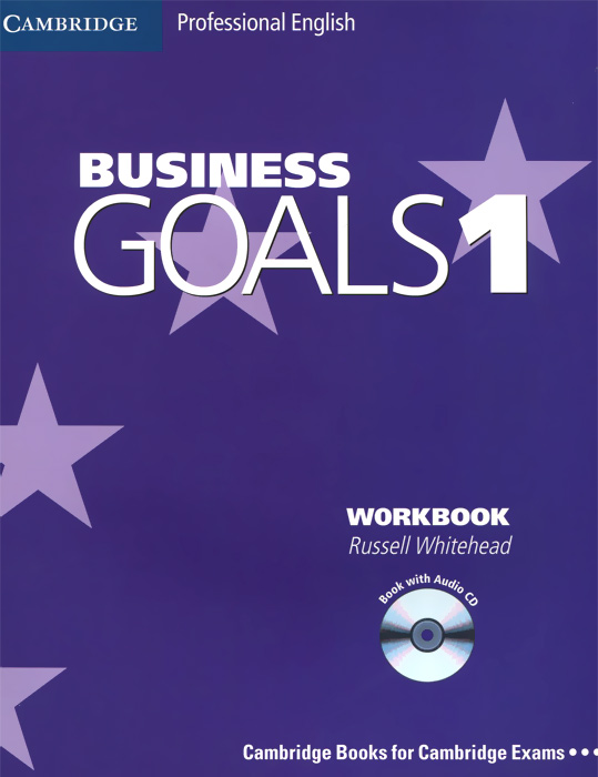 Business Goals 1: Workbook (+ CD) cd диск coldplay a head full of dreams 1 cd