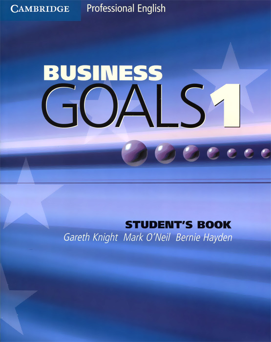 Business Goals 1: Student's Book