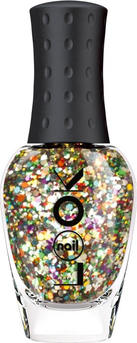 Nail LOOK Лак для ногтей Miracle Top №684 8,5 мл30684Miracle Top - коллекция верхних покрытий с разными яркими эффектами.