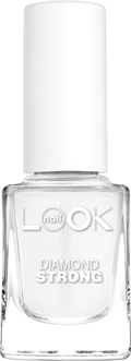 Nail LOOK Алмазное средство для укрепления ногтей, 12мл40102Алмазные микрочастицы в составе средства создают плотное, гладкое и блестящее покрытие, защищающее ногти от механических повреждений. Содержащийся в составе запатентованный альдегид делает ногтевую пластину более твердой и крепкой. Регулярное применение средства в течение 4 недель превращает тонкие и слабые ногти в здоровые, сильные и хорошо растущие ногти. Средство рекомендуется для слоящихся ногтей.Как ухаживать за ногтями: советы эксперта. Статья OZON Гид