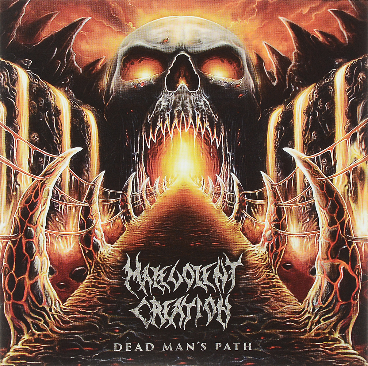 Malevolent Creation Malevolent Creation. Dead Man's Path malevolent creation malevolent creation dead man s path lp cd