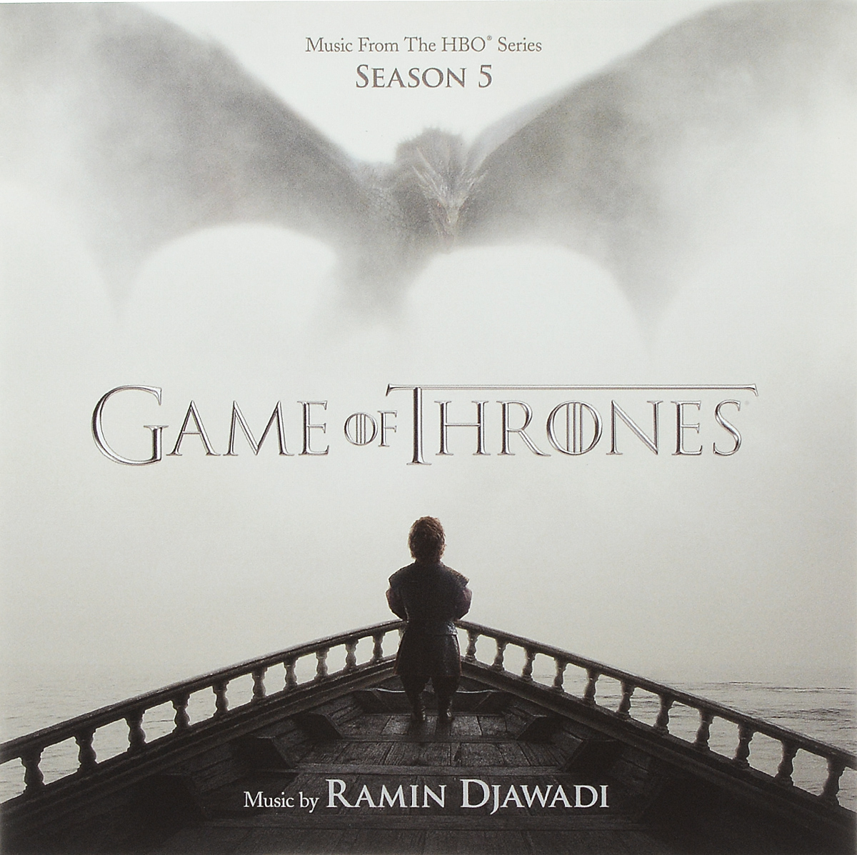 Ramin Djawadi. Game Of Thrones Season 5 (Music From The HBO Series)