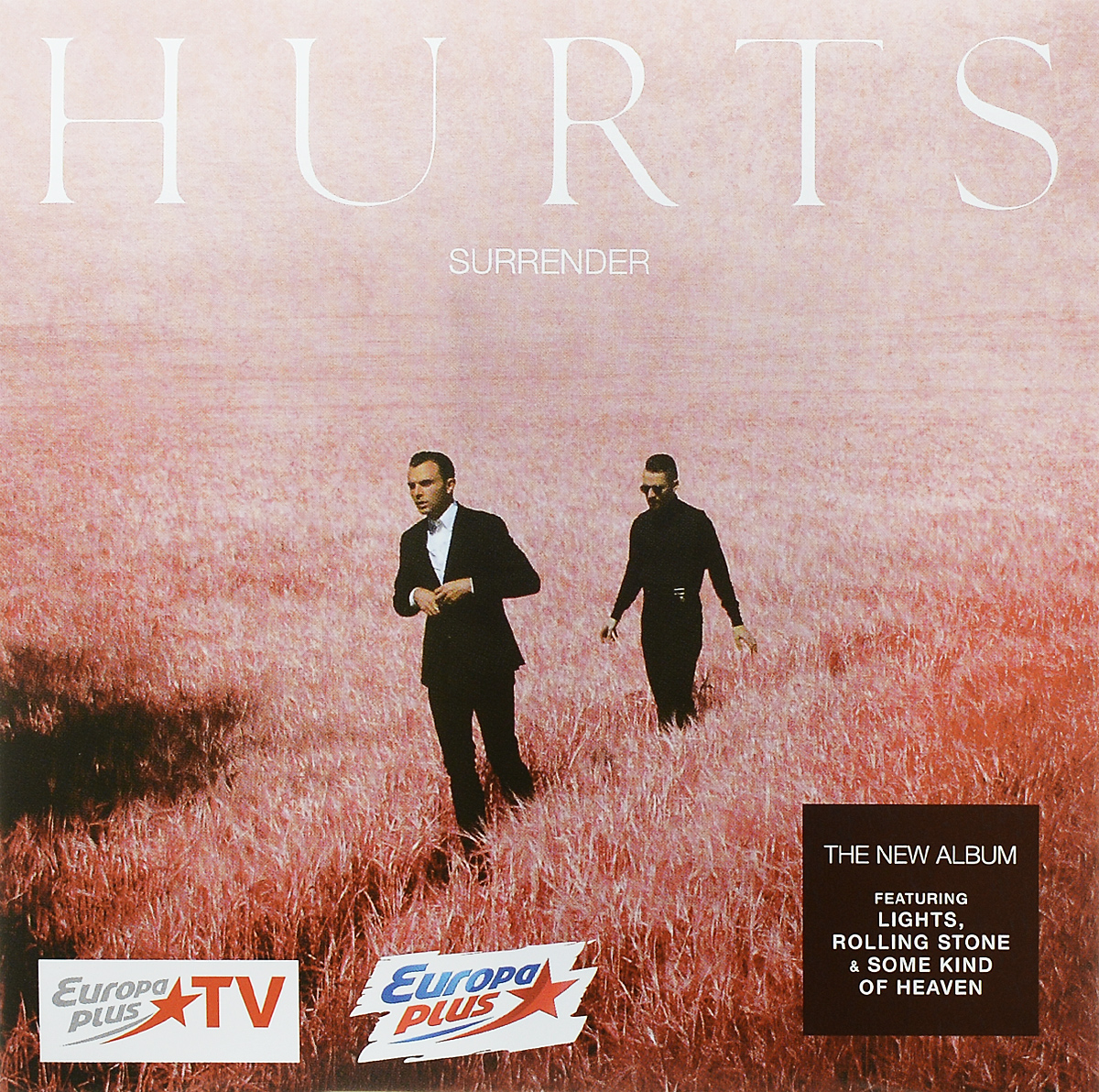 Фото - Hurts Hurts. Surrender hurts hurts exile