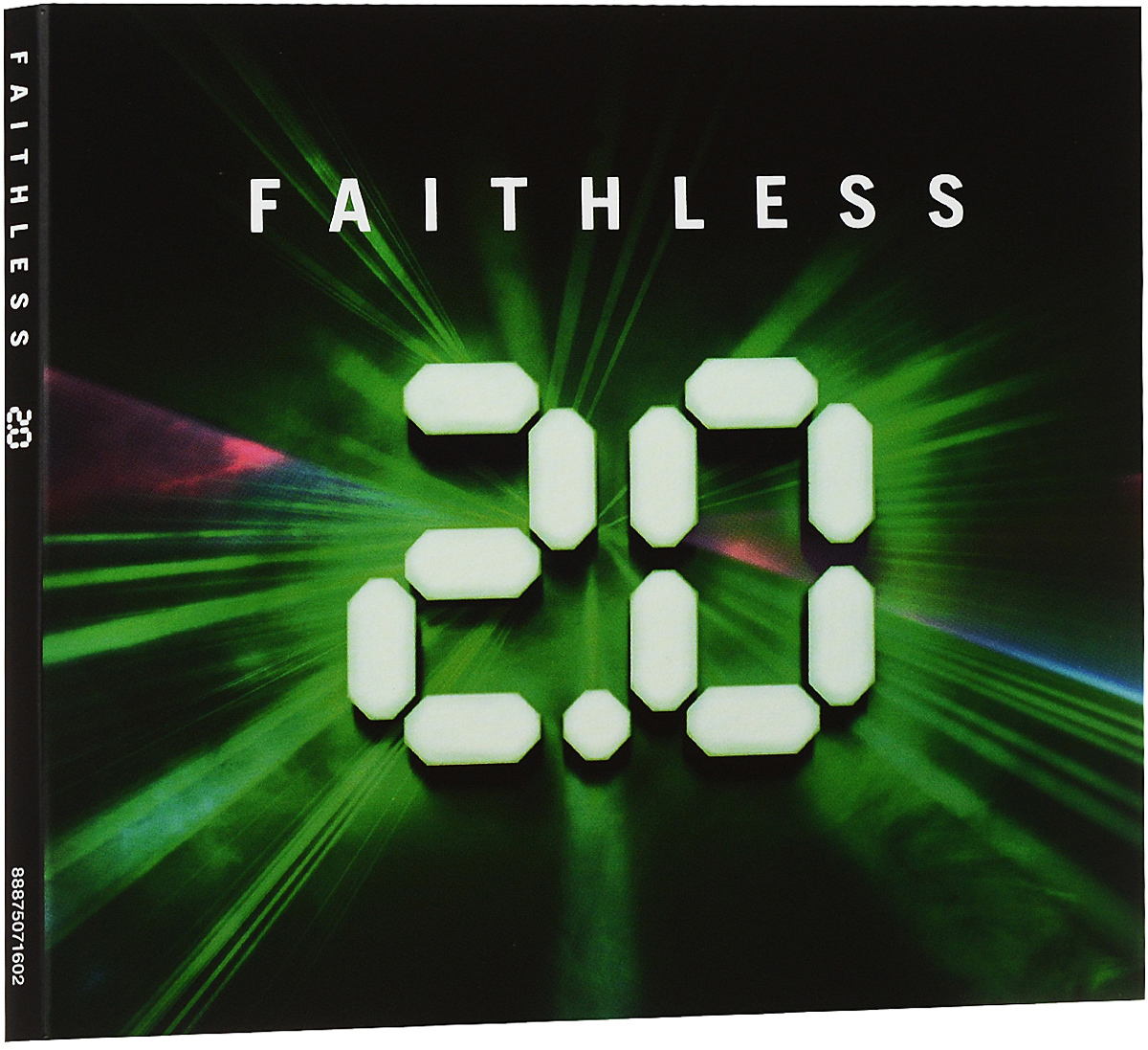 Faithless. 2.0 (2 CD)