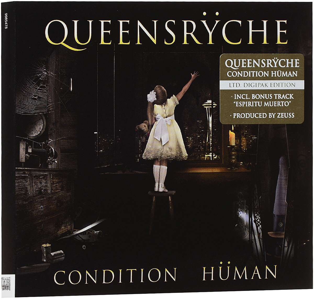 Queensryche. Condition Human