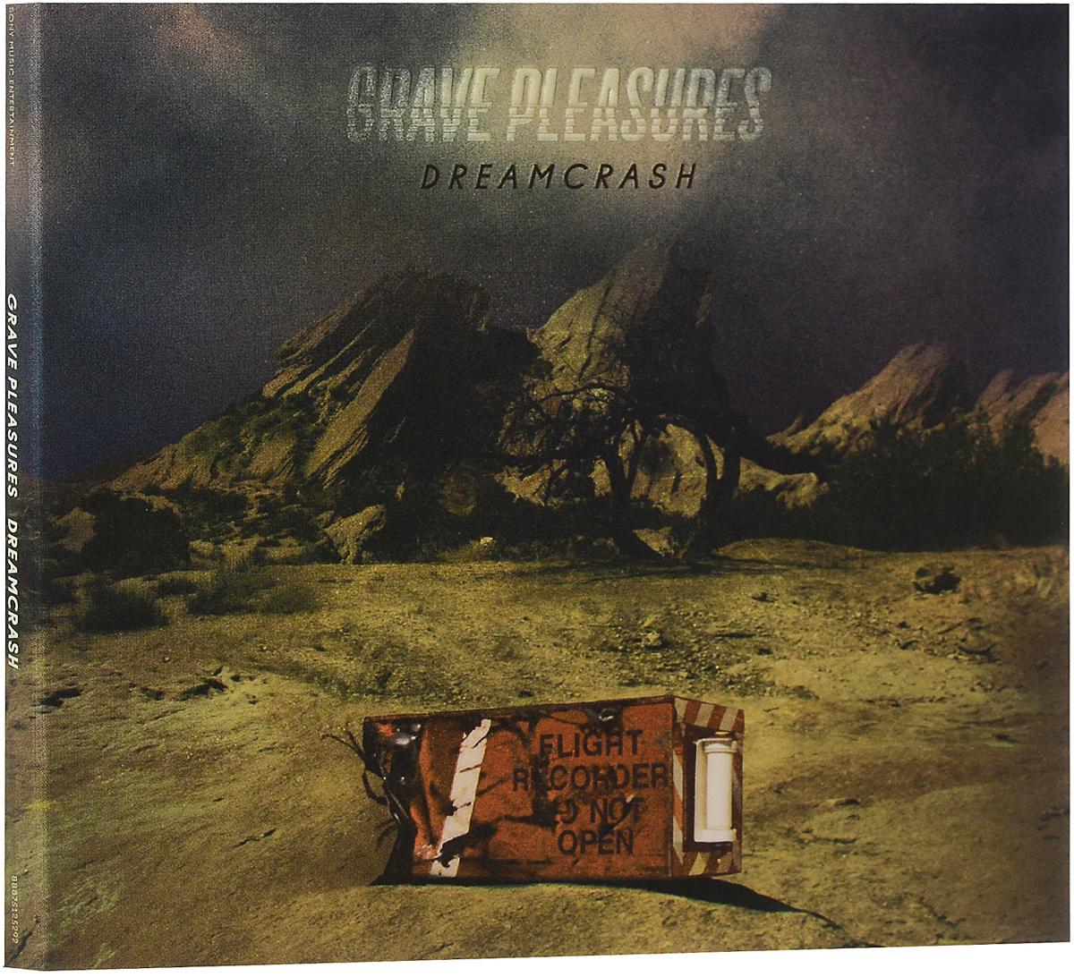 Grave Pleasures Grave Pleasures. Dreamcrash grave pleasures grave pleasures motherblood lp cd