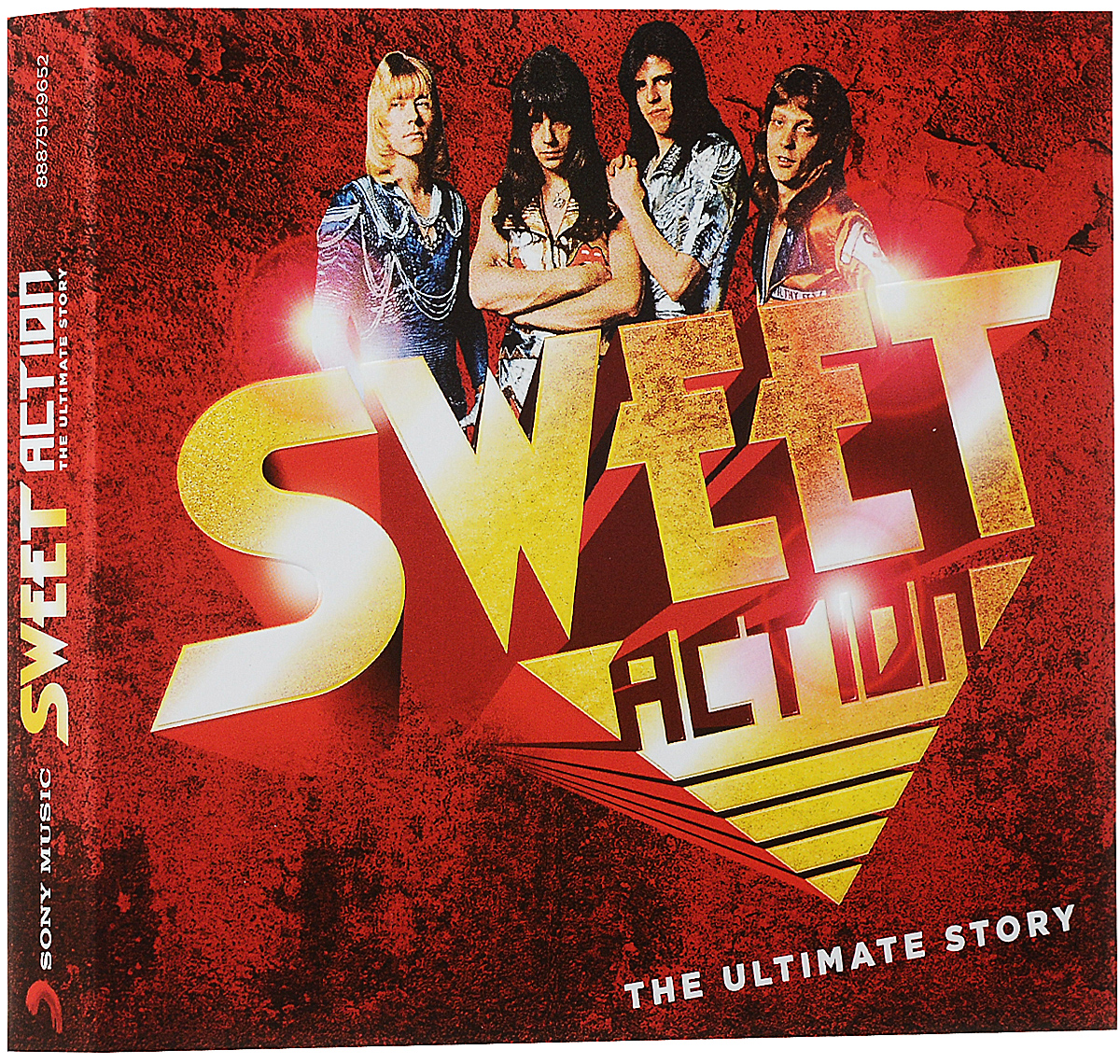 Sweet Sweet. Action The Ultimate Story (2 CD)