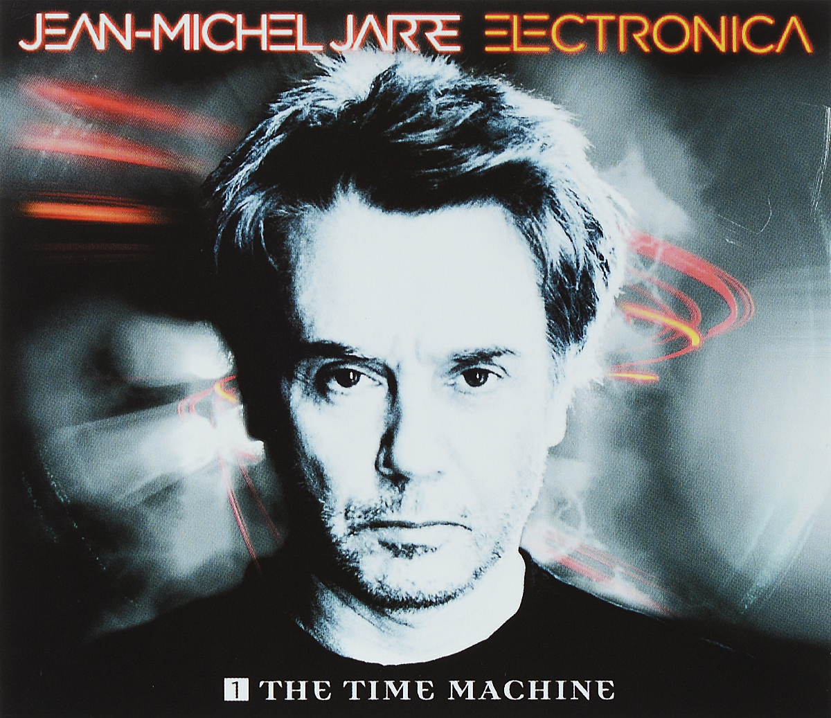 Жан-Мишель Жарр Jean Michel Jarre. Electronica 1 - The Time Machine виниловая пластинка jean michel jarre electronica 2 the heart of noise