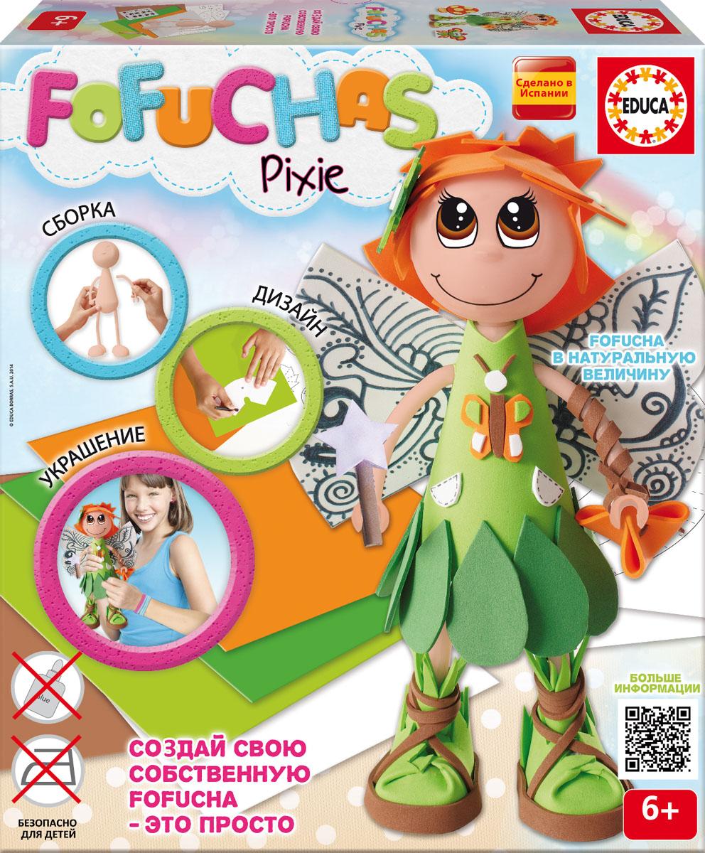 Educa Набор для создания куклы Фофуча Пикси - Игрушки своими руками