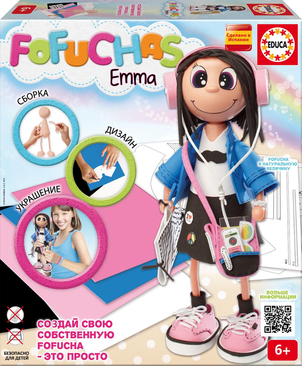 Educa Набор для создания куклы Фофуча Эмма