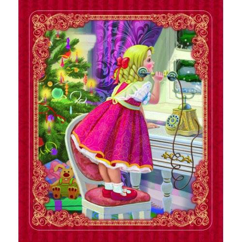 Магнит Феникс-Презент Девочка с телефоном, 5 х 6 см34839Магнит прямоугольной формы Феникс-Презент Девочка с телефоном, выполненный из агломерированного феррита, станет приятным штрихом в повседневной жизни. Оригинальный магнит, декорированный изображением девочки, поможет вам украсить не только холодильник, но и любую другую магнитную поверхность. Материал: агломерированный феррит.