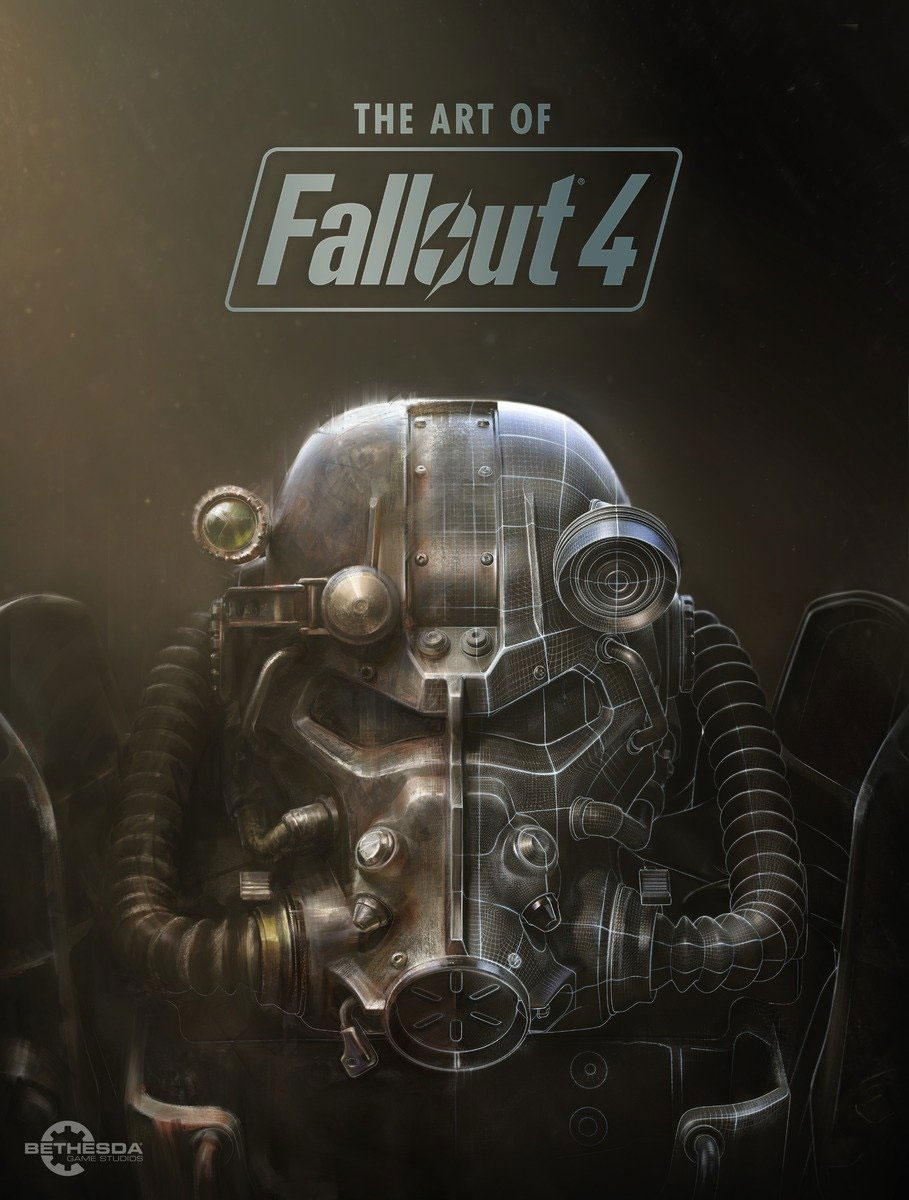 The Art of Fallout 4 paul wood western art and the wider world