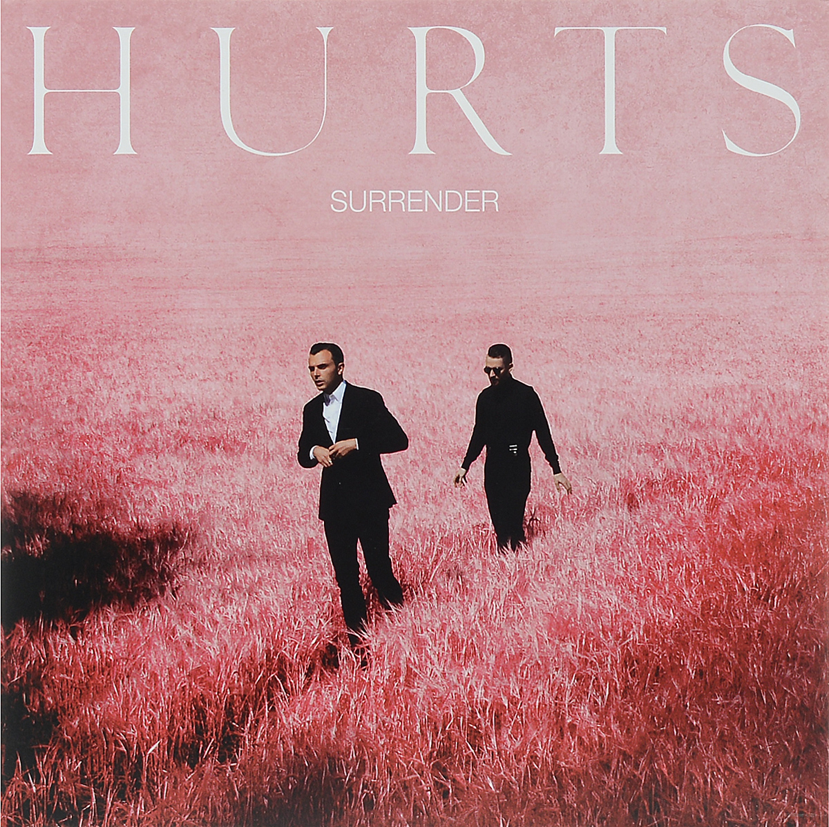 Фото - Hurts Hurts. Surrender (2 LP) hurts hurts exile