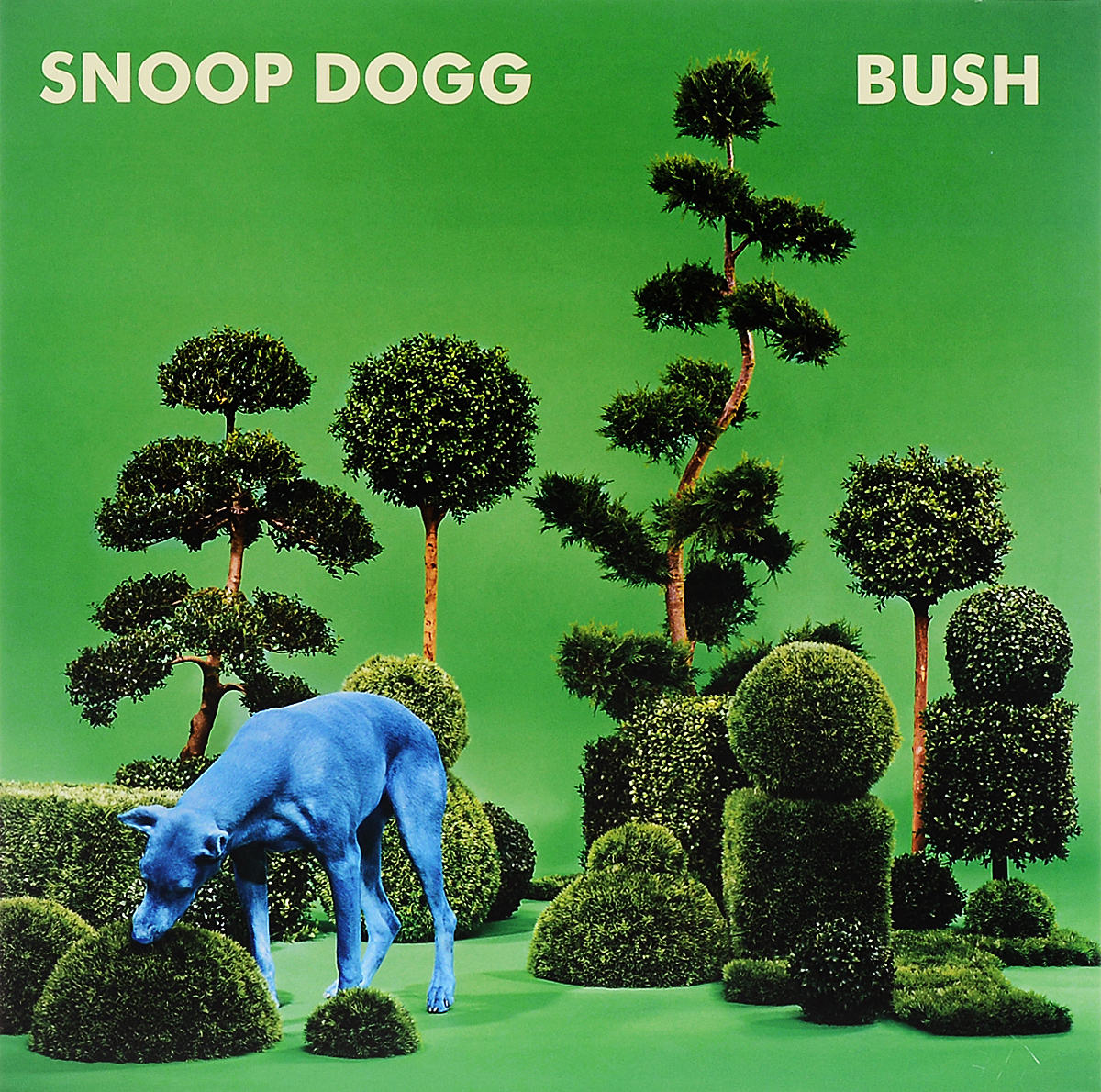 Снуп Догги Догг Snoop Dogg. Bush (LP)