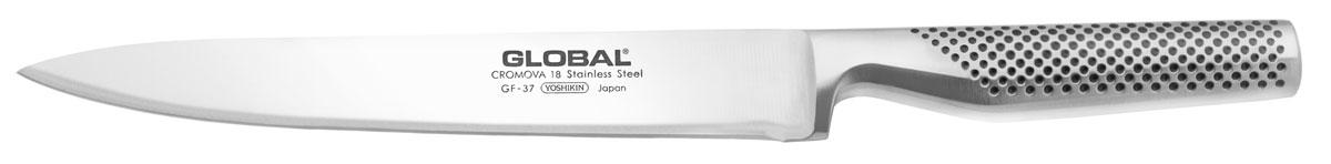 Нож для мяса Global, длина лезвия 22 см global нож сантоку global small 13 см