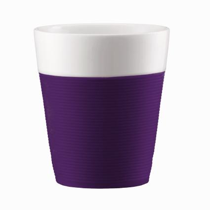 Набор стаканов Bistro 0.3 л 2 шт., фиолет., арт.A11582-914-Y15A11582-914-Y15