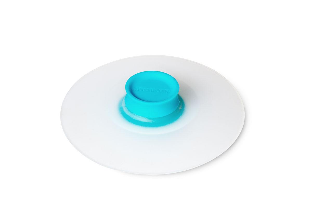 Крышка для заваривания чая Siliconezone, цвет: голубой, диаметр 10,5 смSZ11-KS-11602-AHКрышка Siliconezone изготовлена из гибкого и прозрачного силикона. Онапредназначена для герметичного закрытия любой посуды диаметром до 10 см.Крышка идеально подходит для заваривания чая, сохраняя его стойкий аромат инасыщенный вкус. С помощью нее вы также можете аккуратно достать чайныйпакетик. Размер крышки: 10,5 х 10,5 х 2,5 см.