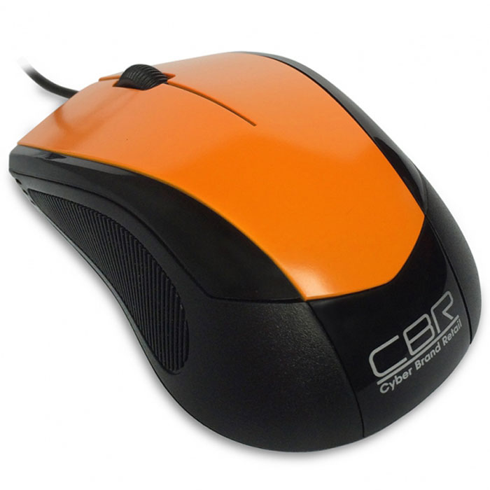 CBR CM 100, Orange мышьCM 100 OrangeCBR представляет классическую проводную оптическую мышь - CBR СM 100 . Удобный полноразмерный корпус и тактильно приятный матовый пластик корпуса позволяют комфортно управлять мышью на протяжении многих часов. Для модели CM 100 характерно плавное и точное перемещение курсора благодаря использованию высокоточной оптической технологии отслеживания и разрешению 1200 точек на дюйм.Чтобы начать работать, просто подключите мышь CBR CM 100 к USB-порту, без установки дополнительного программного обеспечения и драйверов.