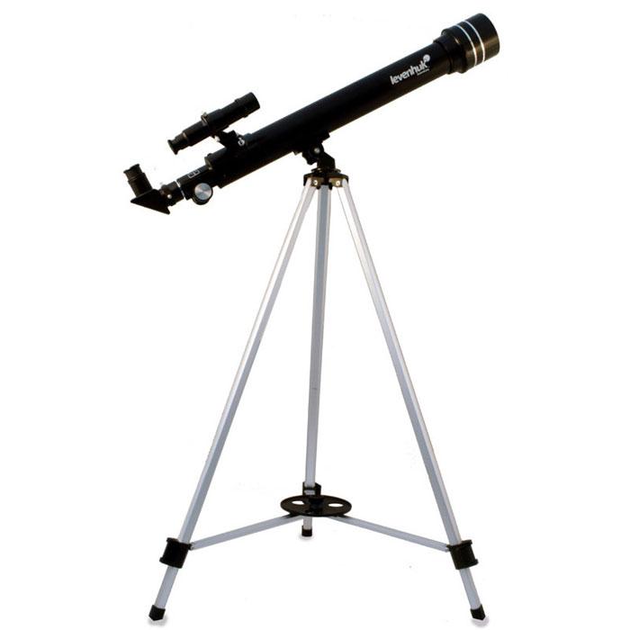 Levenhuk Skyline 50x600 AZ телескоп celestron powerseeker 70 az телескоп рефрактор