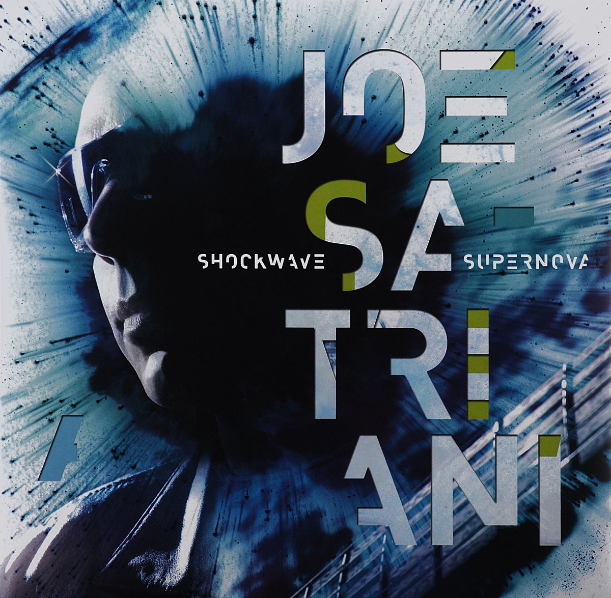 Джо Сатриани Joe Satriani. Shockwave Supernova (2 LP) planet waves 25ls js2 joe satriani leather strap grey man
