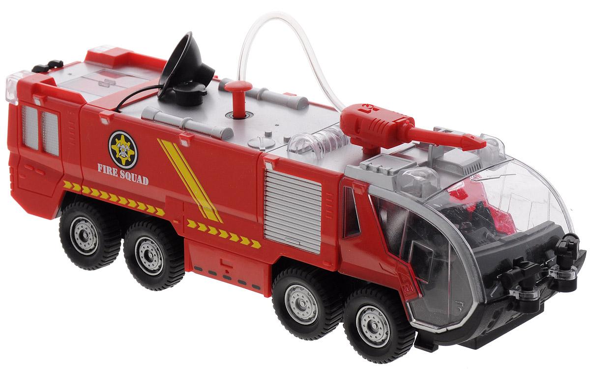 Big Motors Игрушка Пожарная машина с брандспойтом big motors пожарная машина с лестницей