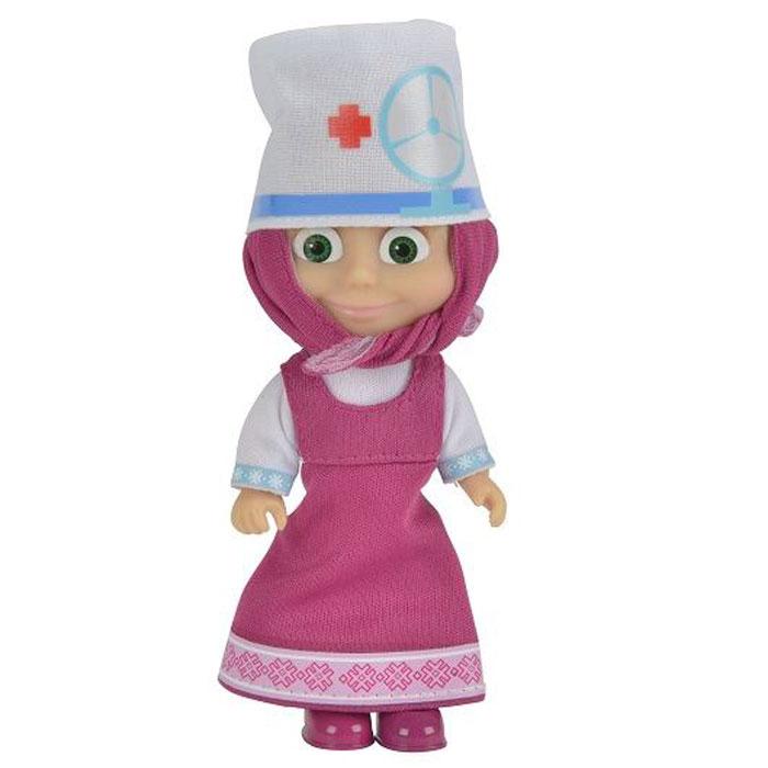 Simba Маша и Медведь Мини-кукла Маша Врач simba мини кукла маша в красном сарафане