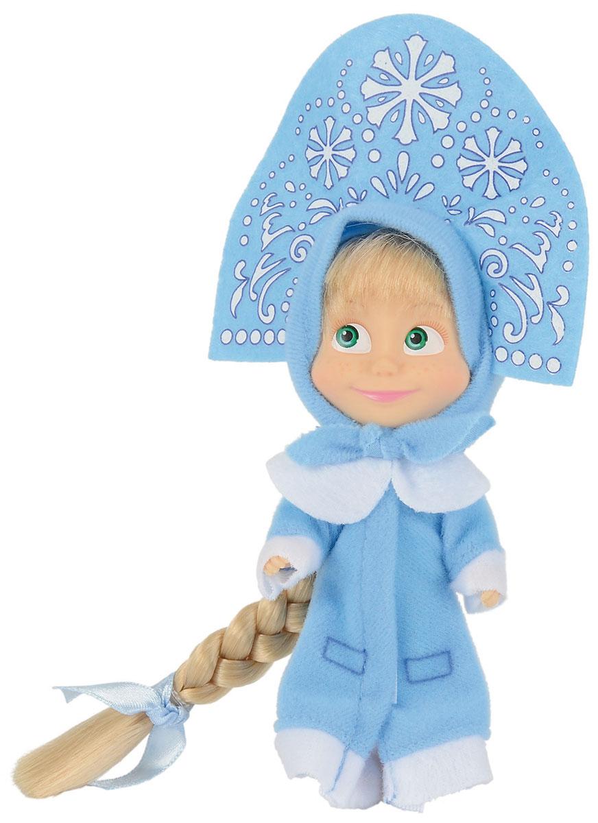 Simba Маша и Медведь Мини-кукла Маша Снегурочка игрушка маша и медведь
