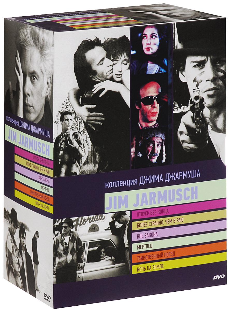 Коллекция Джима Джармуша (6 DVD) коллекция джима джармуша 6 dvd