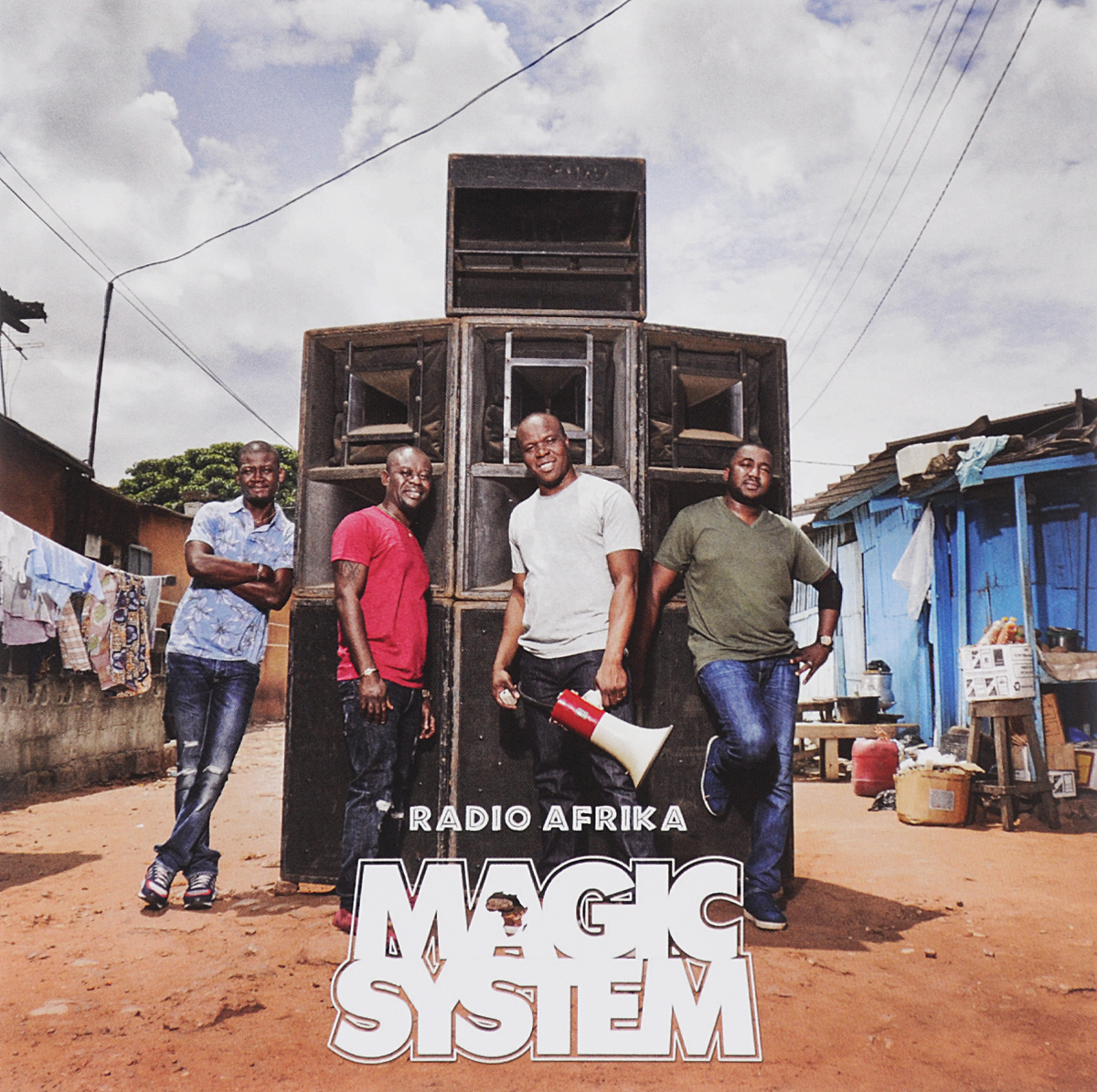 Magic System Magic System. Radio Afrika