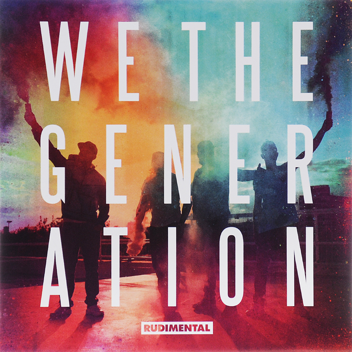 Rudimental. We The Generation