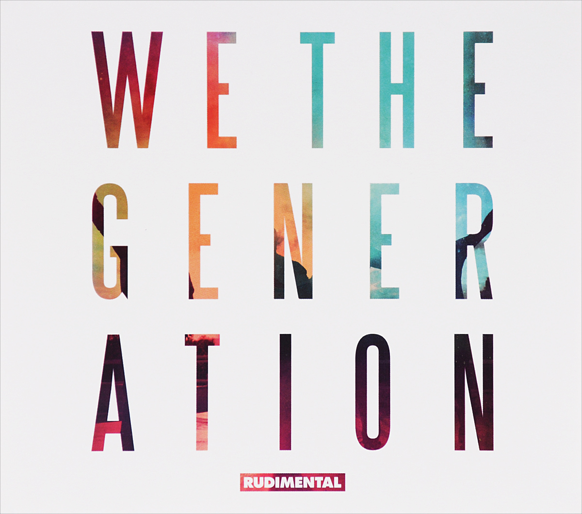 Rudimental Rudimental. We The Generation. Deluxe Edition rudimental birmingham