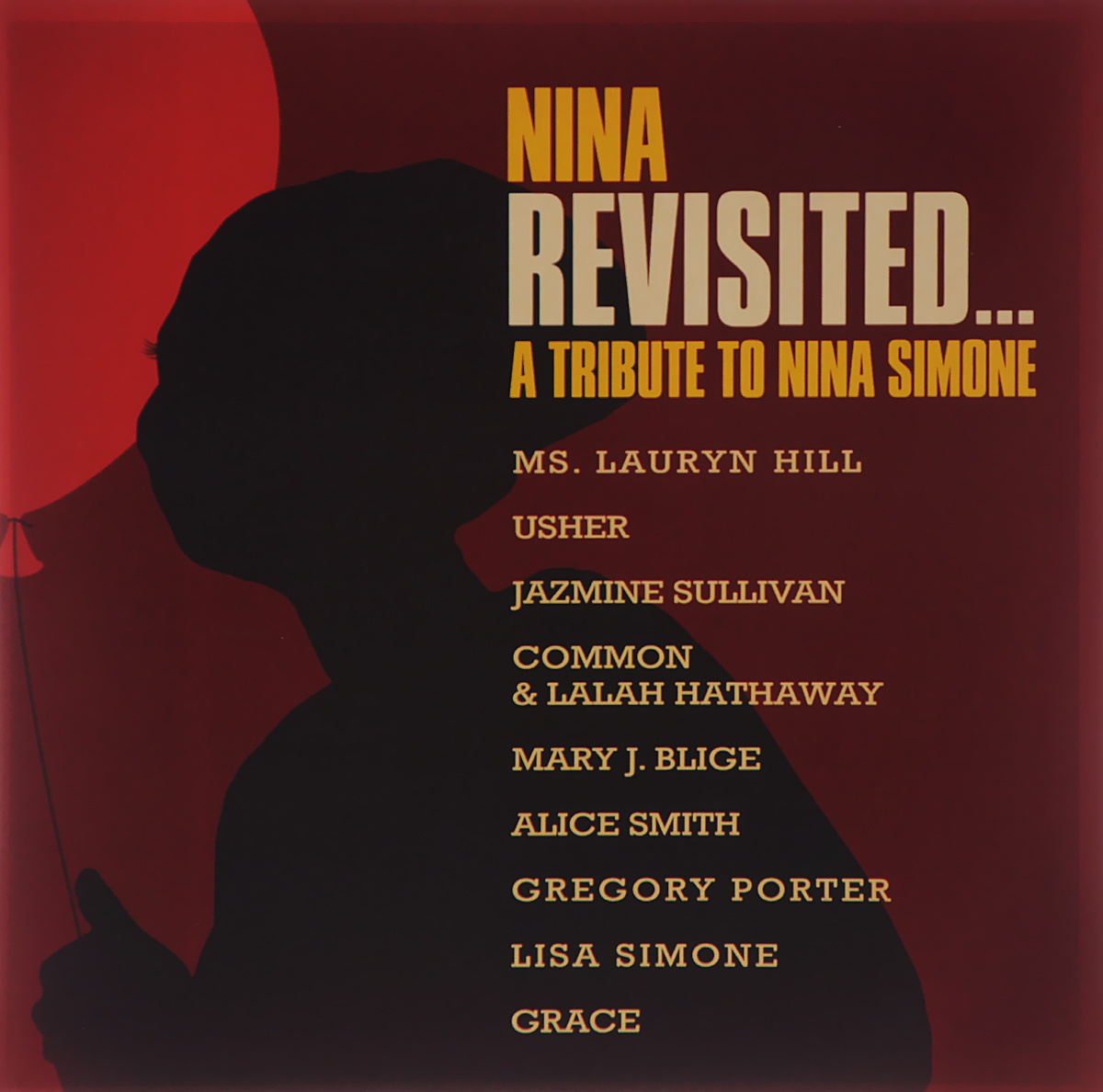 Nina Simone. Nina Revisited... A Tribute To Nina Simone