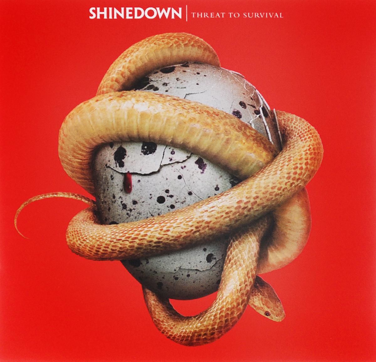 цена на Shinedown Shinedown. Threat To Survival