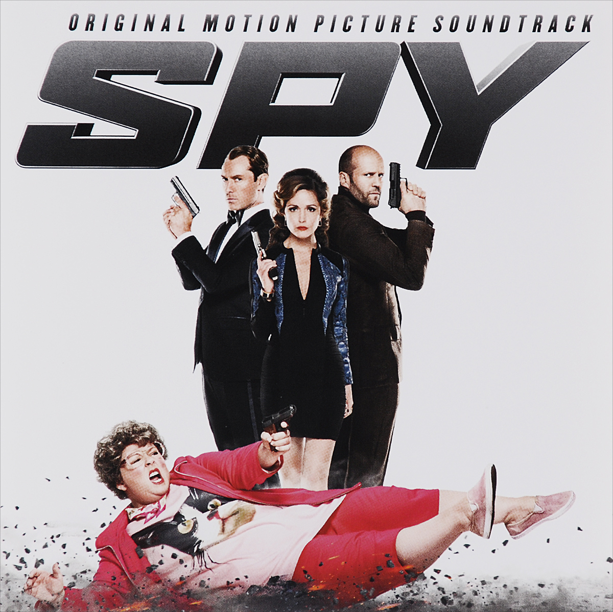 Spy. Original Motion Picture Soundtrack