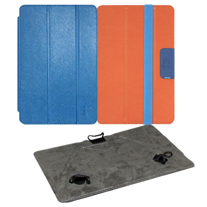 Snoogy Twin SN-TW-U785 чехол для планшета 7.85, Blue Orange чехлы для планшетов roxy чехол для планшета
