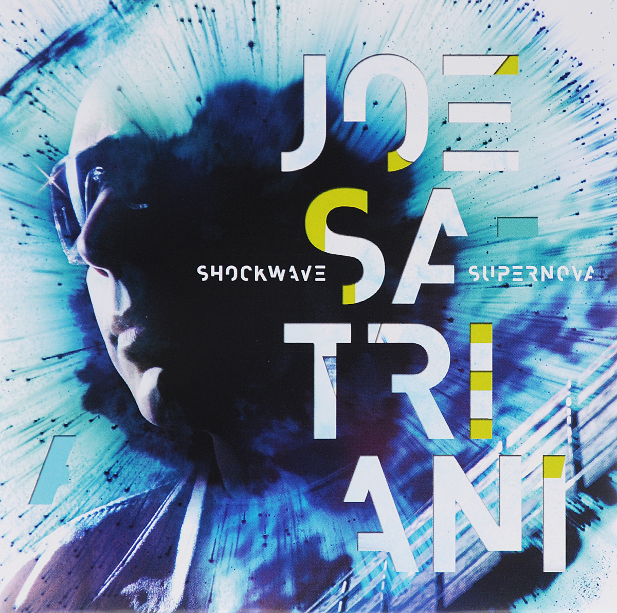 Джо Сатриани Joe Satriani. Shockwave Supernova