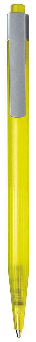 Schneider Ручка шариковая RO50 цвет корпуса салатовыйS305-01/0_салатовыйАвтоматическая шариковая ручка Schneider RO50 станет незаменимыми атрибутом учебы или работы. Корпус ручки выполнен из полупрозрачного пластика. Высококачественные светоустойчивые и водостойкие синие чернила позволяют добиться идеальной плавности письма. Ручка имеет практичный пластиковый клип для удобной фиксации на бумаге или одежде. Надежная ручка строгого классического дизайна станет верным помощником для студента и офисного работника