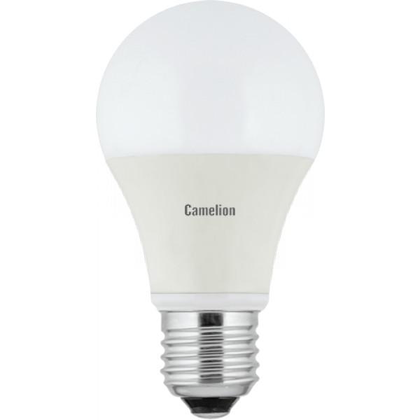 Camelion LED12-A60/845/E27 светодиодная лампа, 12Вт camelion la 103