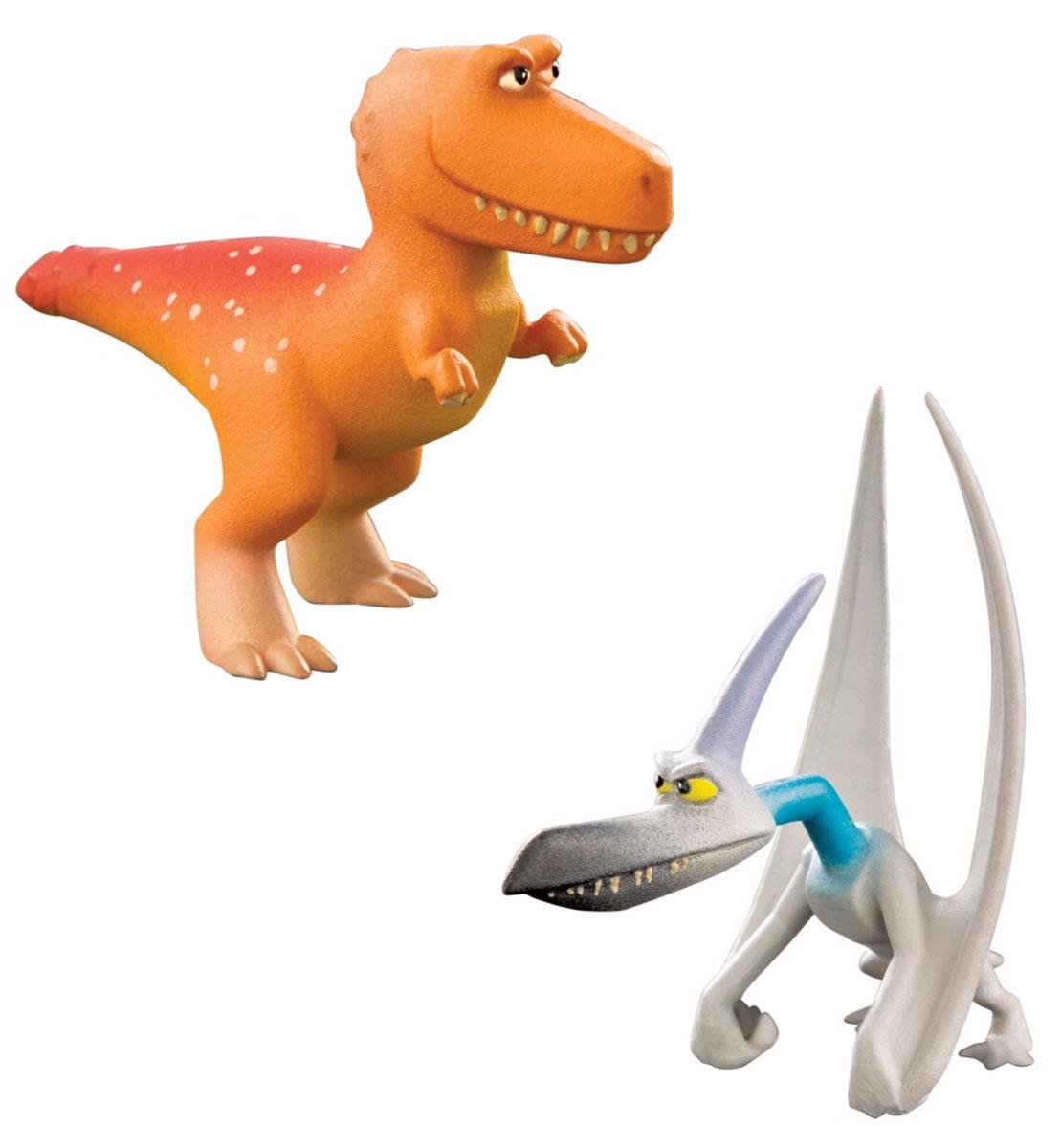 Хороший динозавр Набор фигурок Рамзи и Громоклюв