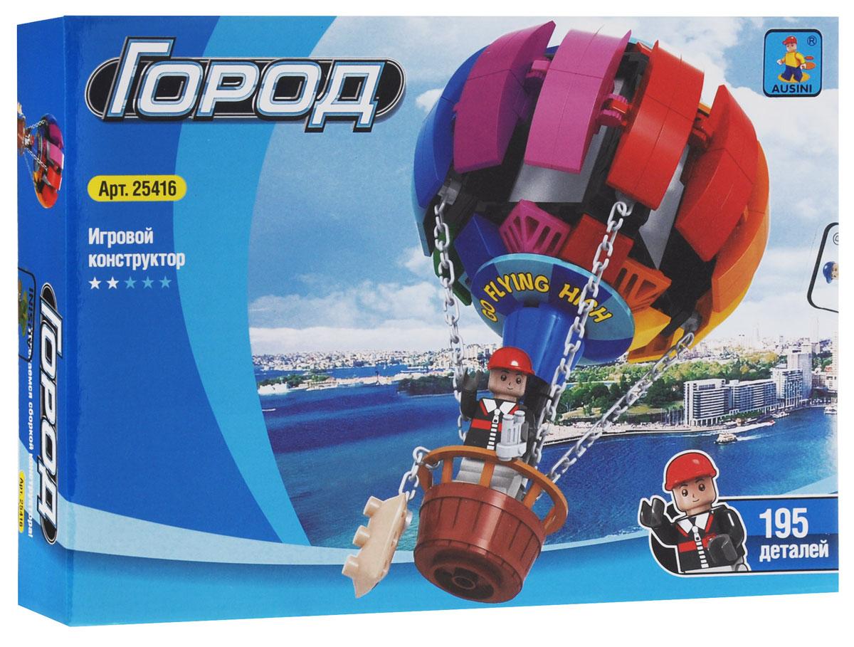 Ausini Конструктор Воздушный шар лего дисней конструктор