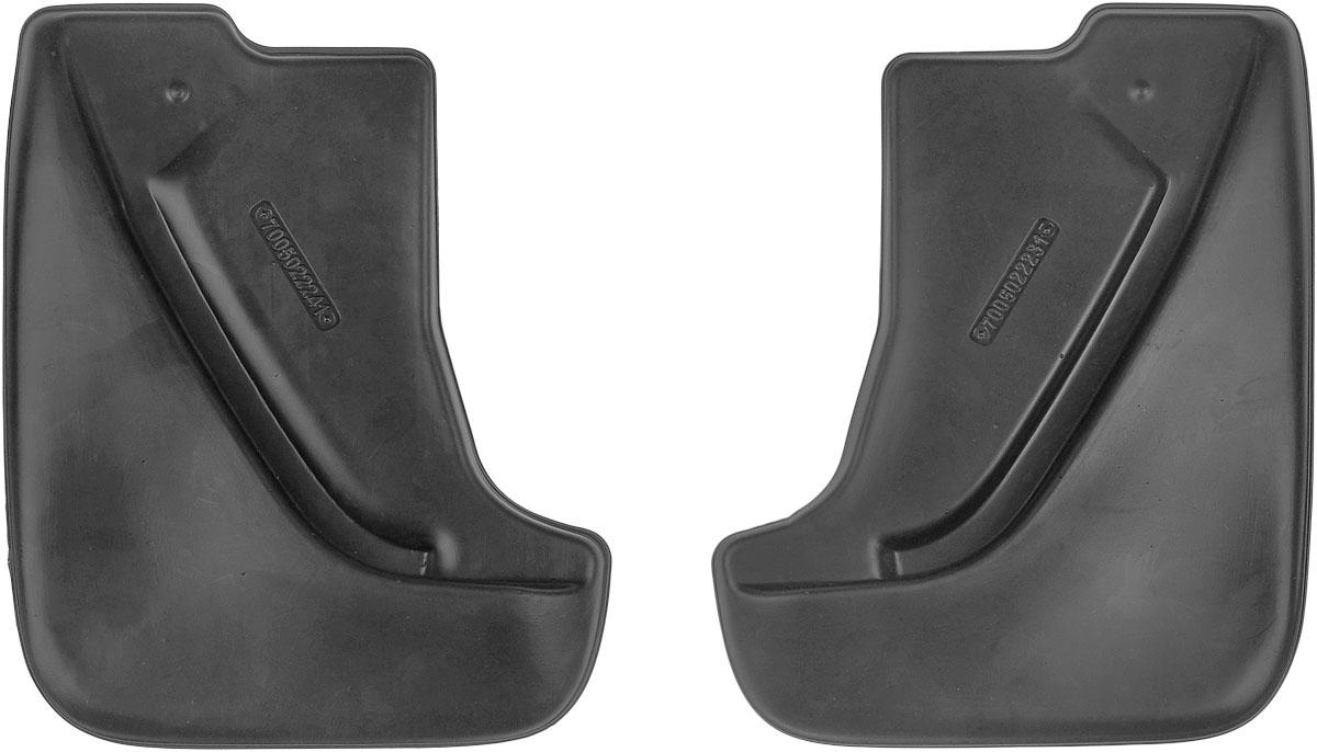 Комплект задних брызговиков L.Locker, для Nissan Juke (14-), 2 шт7005022261Комплект L.Locker состоит из 2 задних брызговиков, изготовленных из высококачественного полиуретана. Уникальный состав брызговиков допускает их эксплуатацию в широком диапазоне температур: от -50°С до +50°С. Изделия эффективно защищают кузов автомобиля от грязи и воды, формируют аэродинамический поток воздуха, создаваемый при движении вокруг кузова таким образом, чтобы максимально уменьшить образование грязевой измороси, оседающей на автомобиле. Разработаны индивидуально для каждой модели автомобиля. С эстетической точки зрения брызговики являются завершением колесных арок.Установка брызговиков достаточно быстрая. В комплект входят необходимые крепежи и инструкция на русском языке. Комплект подходит для моделей с 2014 года выпуска.Комплектация: 2 шт.Размер брызговика: 29 см х 23 см х 2,5 см.