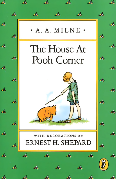 The House at Pooh Corner winnie the pooh the house at pooh corner