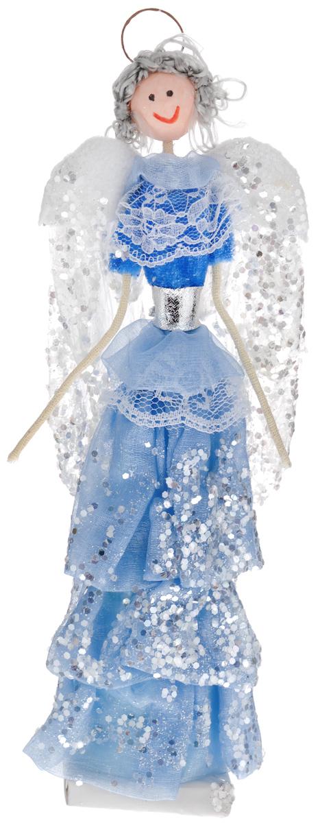 Новогодняя декоративная фигурка Sima-land Воздушная девочка, высота 25,5 см фигурка декоративная sima land мишка высота 18 см