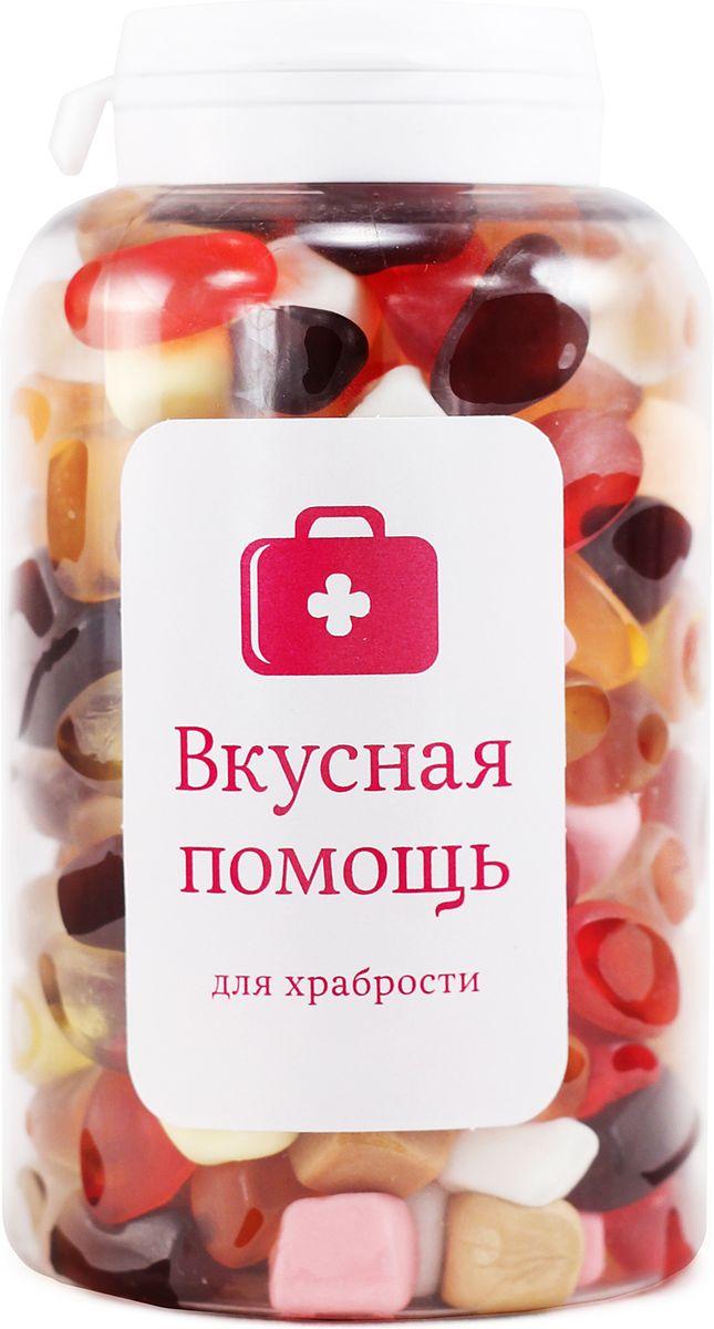 Конфеты Вкусная помощь Для храбрости, 250 мл конфеты вкусная помощь от офисной работы 250 мл