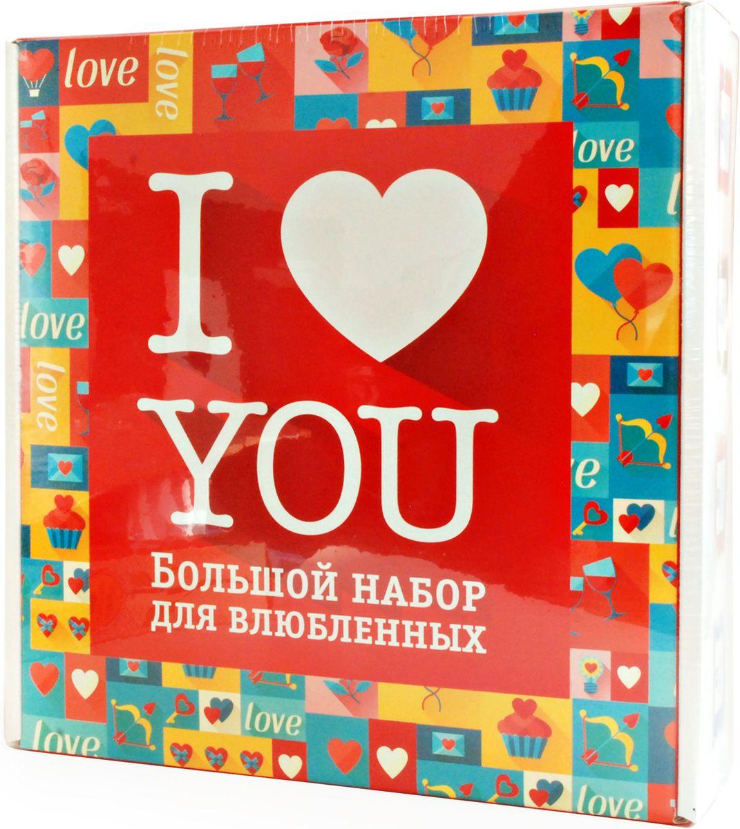 Жевательный мармелад Вкусная помощь Люблю, 9 мини-доз chokocat мамочка открытка с шоколадом 20 г
